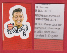 Arsenal Mesut Ozil Germany S1
